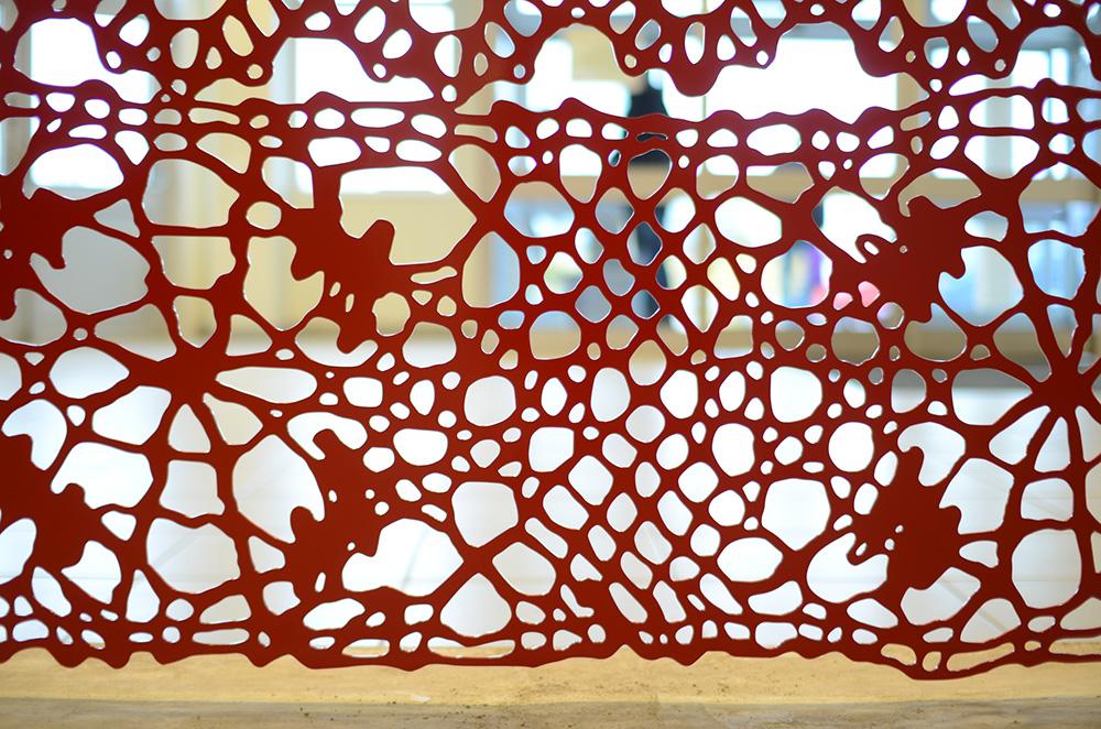 Den Röda Tråden, 2012, av mfj-form